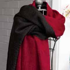 Rioja Wool Shawl