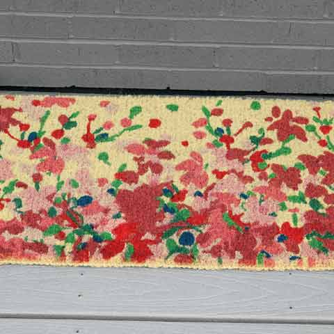 Wildflower Estate Mat