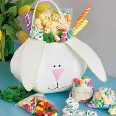 Floppy Bunny Tote & Treats