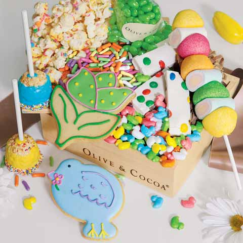 Springtime Sweets Crate