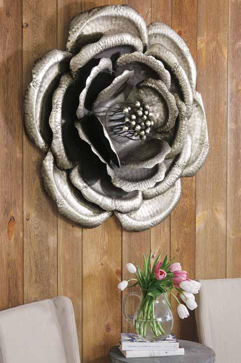Grand Fleur Sculpture