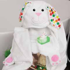 Bathtime Bunny Towel & Soap