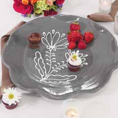 Terra Fleur Platter