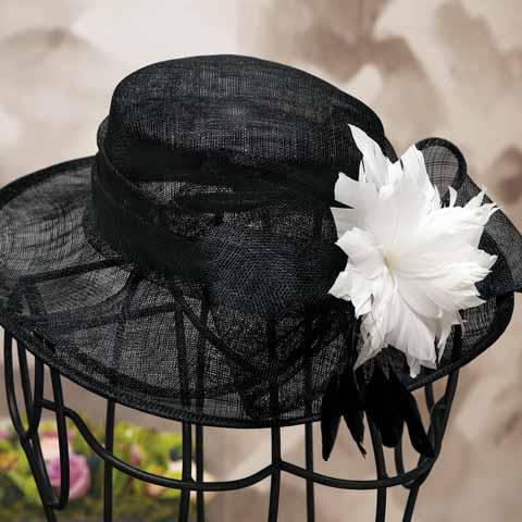 Duchess Derby Hat