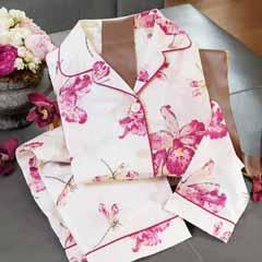 Lily & Dragonfly Pajamas