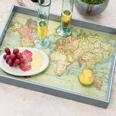 World On A Tray