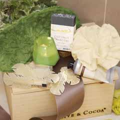 Gaia Green Spa Crate