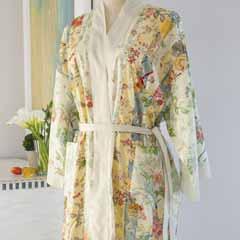 Patchwork Garden Kimono