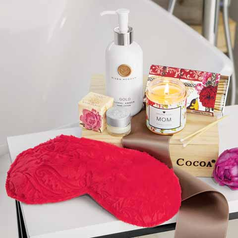Pampered Mom Spa Crate