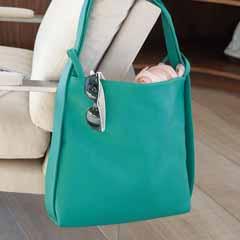 Marina Leather Convertible Bag
