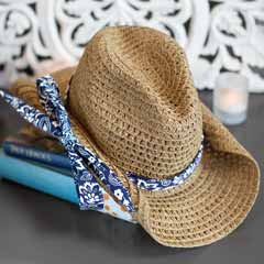 Santa Cruz Cowgirl Hat