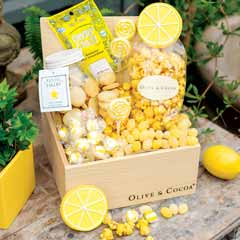 Lemon Sweets Crate