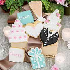 Wedding Day Cookie Crate