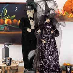 Mr. & Mrs. Mysterious