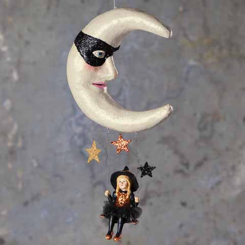 Elsie The Witch & Moon