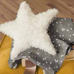 Superstar Pillow & Swaddle Blanket