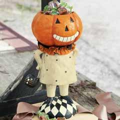 Trick & Treats Pumpkin