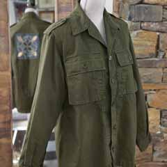 Vintage Fabric Jacket