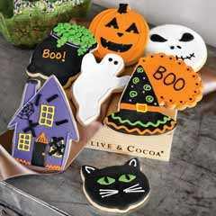 Happy Haunting Cookie Crate