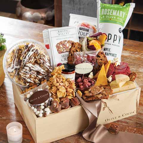 Gourmet Pantry Crate