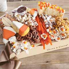 Candy Corn & Treats Crate