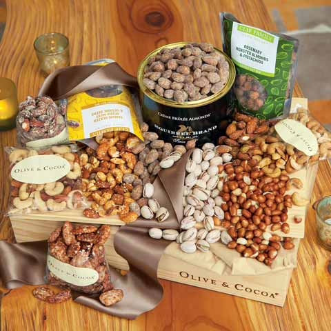 Ultimate Nuts To Share Crate