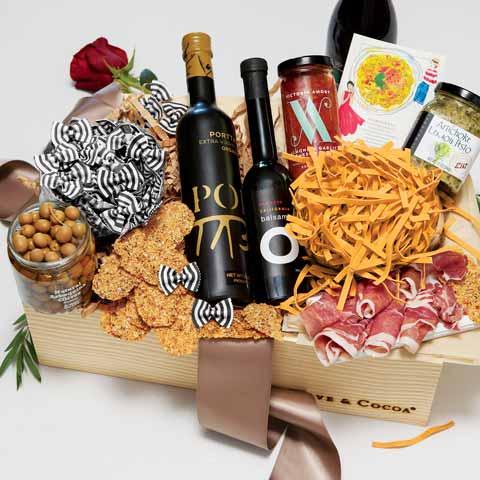 Sicilia Pantry Crate