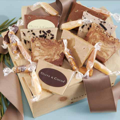 Caramel & Fudge Indulgence Crate