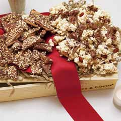 Rocky Road Popcorn & English Toffee Crate