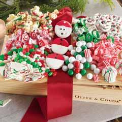 Santa Sweets Crate
