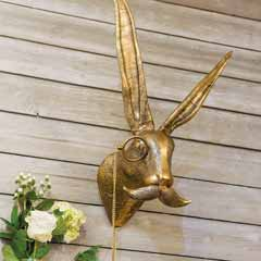 Debonair Rabbit Wall Art