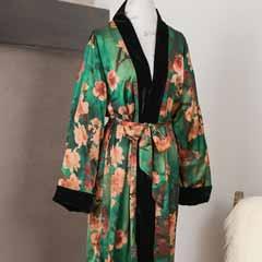 Emerald Garden Kimono