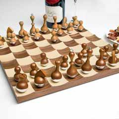 Wonderland Chess Set