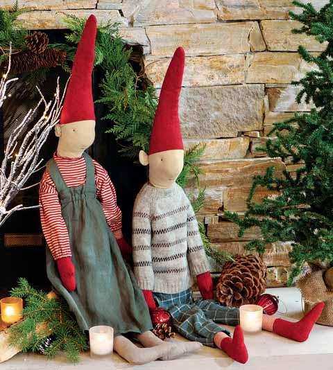 Felix & Saffi Elves