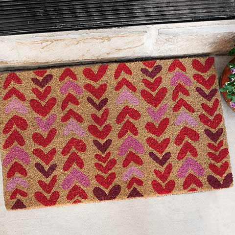 Lots Of Love Door Mat