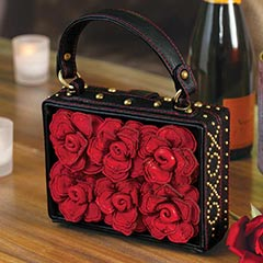 Bed Of Roses Handbag