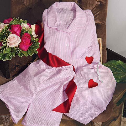 Short & Sweet Pajama Set