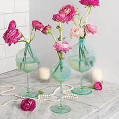 Aqua Artisan Vases