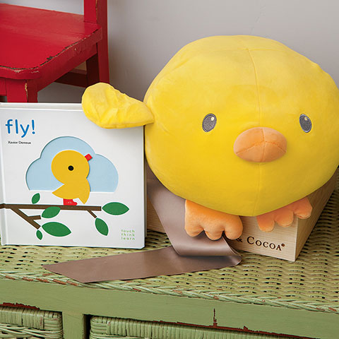 Chickadee & Storybook