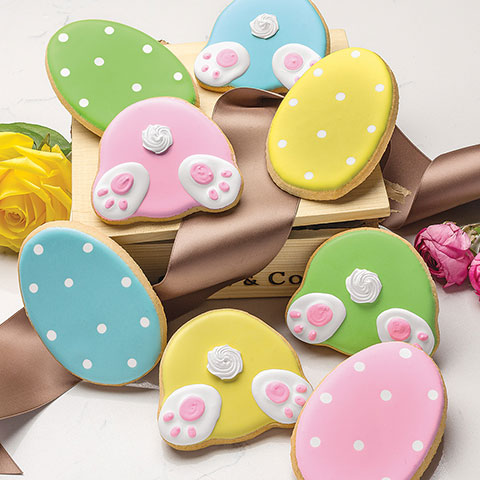 Bunny Tails Cookie Crate