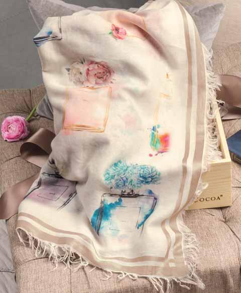 Jolie Parfum Wrap