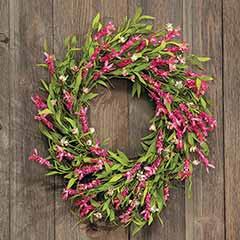 Wildflower Blooms Wreath