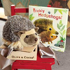 Hermie Hedgehog & Storybook