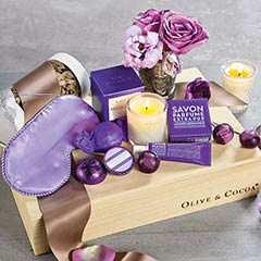 Posh Provence Spa Crate