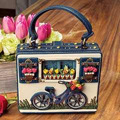 Tour De Fleur Bag