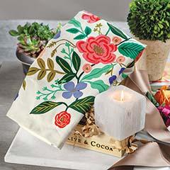 Fleur & Selenite Crate