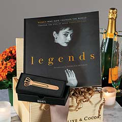 Legends Book & Bookmark