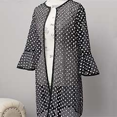 Chic Dot Jacket