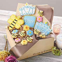 Queen Bee Cookie Crate
