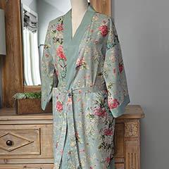 Sage Garden Kimono